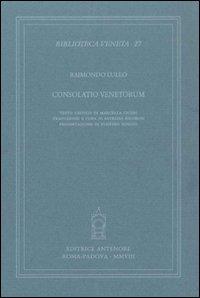 Consolatio venetorum.
