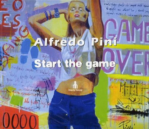 PINI,ALFREDO. - Start the game.