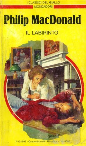 Il labirinto. I Classici del Giallo,701.