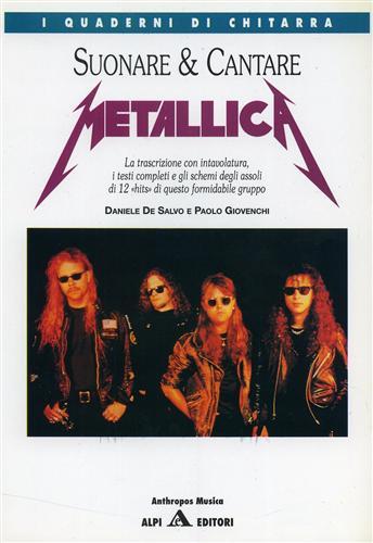 DE SALVO,DANIELE GIOVENCHI,PAOLO. - Metallica. -The Four Horsemen -Jump in th