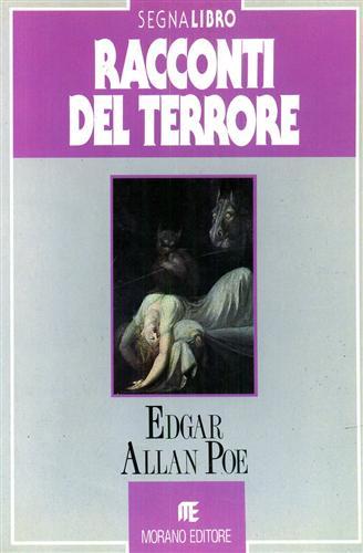 POE,EDGAR ALLAN. - Racconti del terrore.