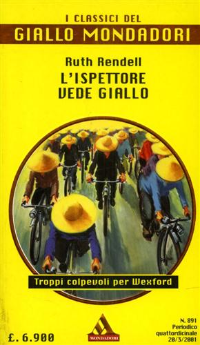 <b>Rendell,Ruth.</b><br/><br/>L'ispettore vede giallo.