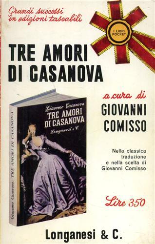 Tre amori di Casanova.