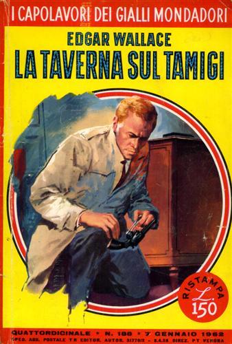 La taverna sul Tamigi i capolavori dei gialli 188