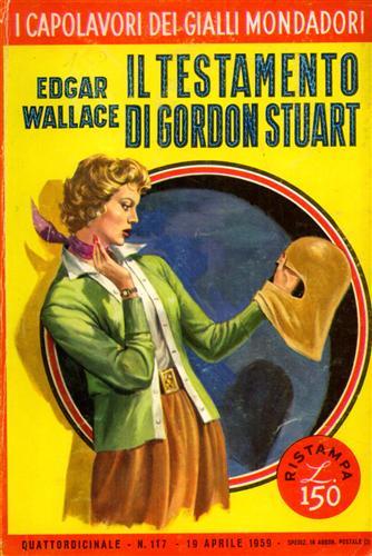 Il testamento di Gordon Stuart I Capolavori dei Gialli,117.