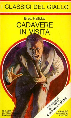 Cadavere in vista. I Classici del Giallo,343.