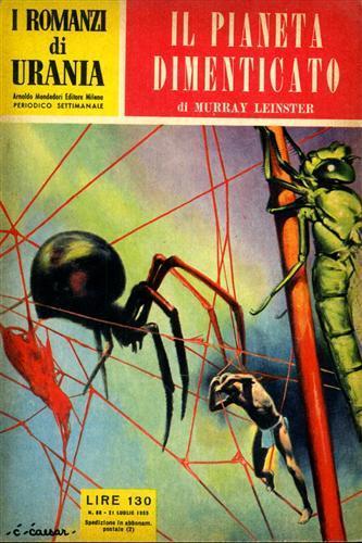 LEINSTER,MURRAY. - I romanzi di Urania. Il pianeta dimenticato.