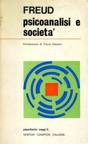 Psicoanalisi e società.