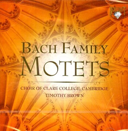 <b>Bach Family.</b><br/><br/>Motets.