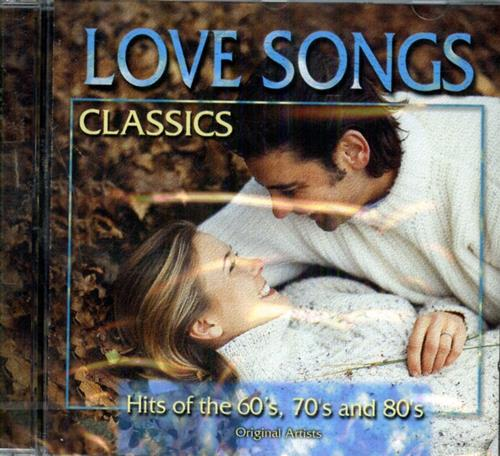 -- - Love Songs Classics 2. Hits of the 60's, 70's and 80'