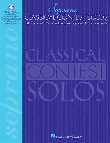 -- - Classical Contest Solos. Soprano. Didn't My Lord Deliver Daniel