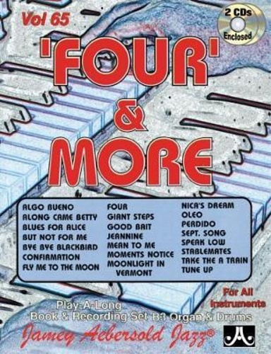 -- - 'Four' And More. Volume 65. Intermediate. More high energy