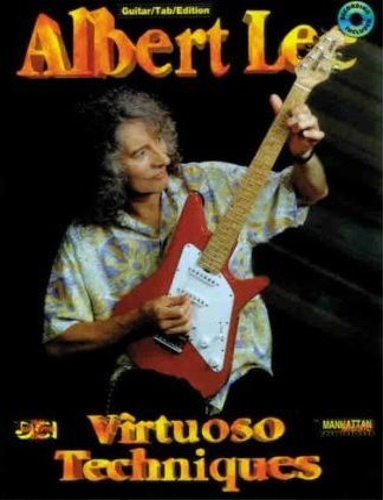 ALBERT LEE. - Albert Lee. Virtuoso Techniques. Complete note-for-note transcr