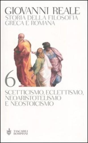 Storia della filosofia greca e romana. vol.: 7: Rinascita del platonismo e del pitagorismo corpus hermeticum e oracoli caldaici.