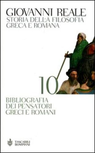 Storia della filosofia greca e romana. vol.: 6:Scetticismo eclettismo neoaristotelismo e neostoicismo.