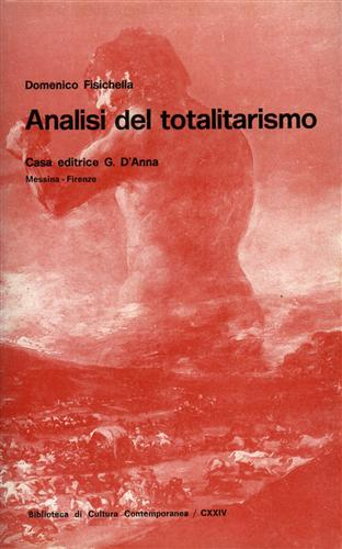 Analisi del totalitarismo.