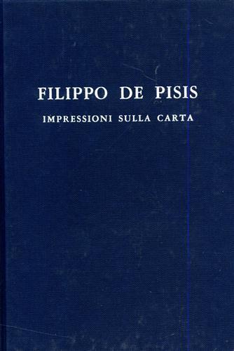 ZANOTTO,SANDRO. - Filippo de Pisis. Impressioni sulla carta.
