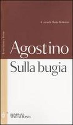 SANT' AGOSTINO - Sulla bugia.
