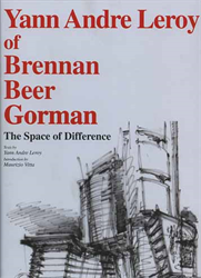 Vitta,Maurizio. - Yann Andre Leroy of Brennam Beer Gorman. The space of difference.