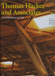 -- - Thomas Hacker and Associates. Architecture as Art.
