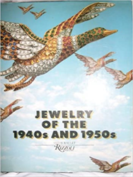 Raulet,Sylvie. - Jewelry of the 1940s and 1950s.