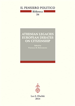 9788822263582-Athenian legacies. European debates on citizenship.