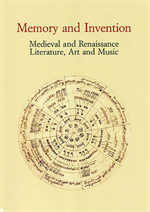 9788822258526-Memory and Invention. Medieval and Renaissance Literature, Art and Music.