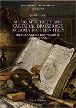9788822259899-Music, Spectacle and Cultural Brokerage in Early Modern Italy. Michelangelo Buon