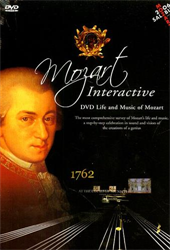 -- - Mozart Interactive. Life and Music of Mozart.