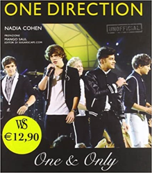 Nadia Cohen. - One Direction. One & only.