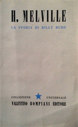 Melville,Hermann. - La storia di Billy Budd.