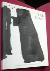 Catalogue de l'Exposition: - Tal- Coat. Oeuvrs de 1948 à 1985.