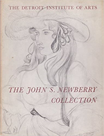 The John S. Newberry Collection. Watercolors, drawings and sculpture.