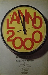 Kahn,Herman. Wiener,Anthony J. - L'anno 2000.