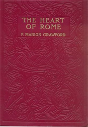 Crawford,F.M. - The Heart of Rome. A Tale of the Lost Water.