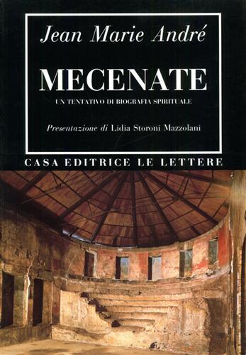 Mecenate. Un Tentativo Di Biografia Spirituale. -  - ebay.it