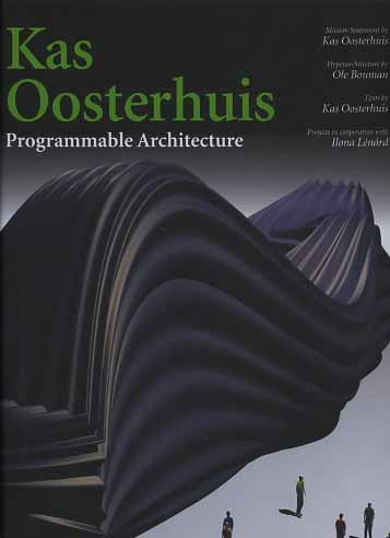 -- - Kas Oosterhuis. Programmable architecture.