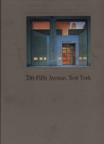 Goldberger,Paul. - 730 Fifth Avenue, New York.