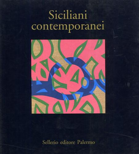 -- - Siciliani contemporanei.
