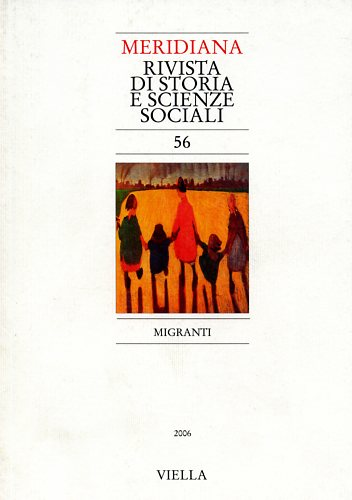 -- - Meridiana. Vol.56: Migranti.