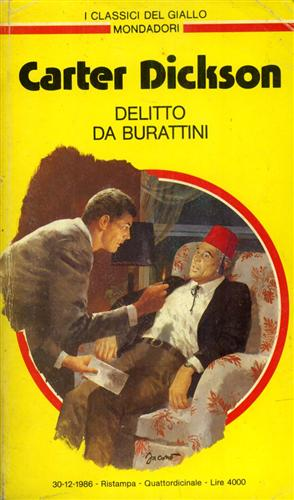 Dickson,Carter. - Delitto da burattini.
