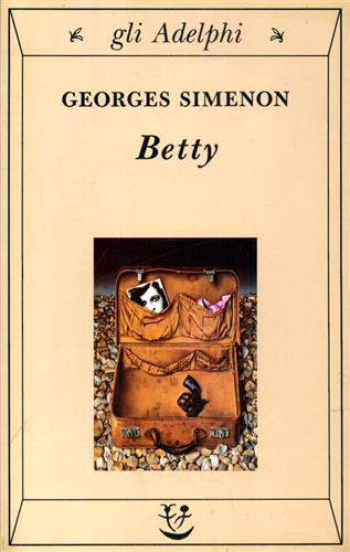 Simenon,Georges. - Betty.
