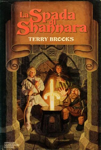 Brooks,Terry. - La spada di Shannara.