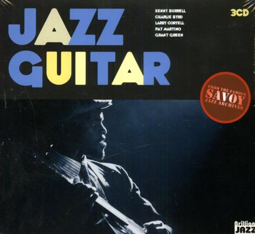 AA.VV. - Jazz Guitar. From the Famous Savoy Jazz Archives.