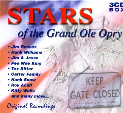 -- - Stars of the Grand Ole Opry. Original Recordings.