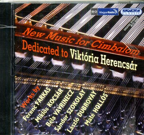 -- - New Music for Cimbalom. Dedicated to Viktoria Herencsar.