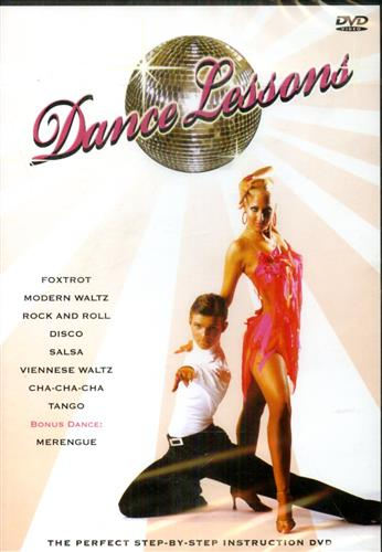 -- - Dance Lessons. The Perfect Step-by-Step Instruction DVD.