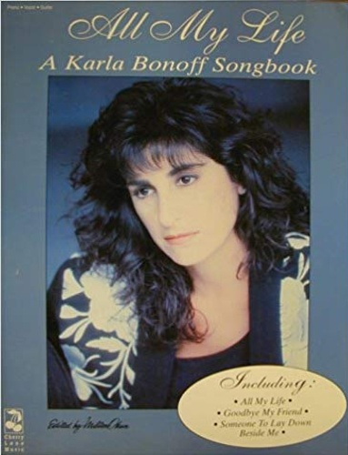Bonoff,Karla. - All My Life. A Karla Bonoff Songbook.