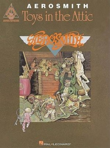 Aerosmith. - Aerosmith. Toys in the attic.