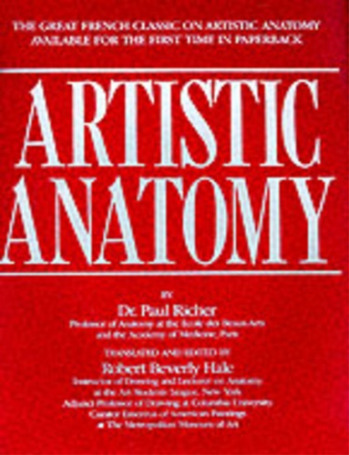 Richer,Paul. - Artistic anatomy.